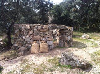 Cabaña celta
